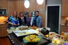 Mit Kathleen Lahey und Teresa Lauderdale