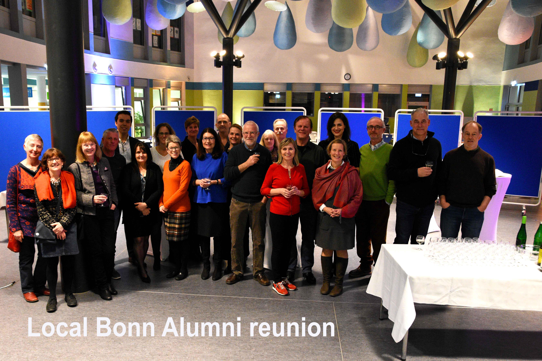 BIS and BAHS Alumni