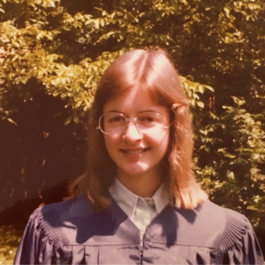 Christine Bachmann 1976