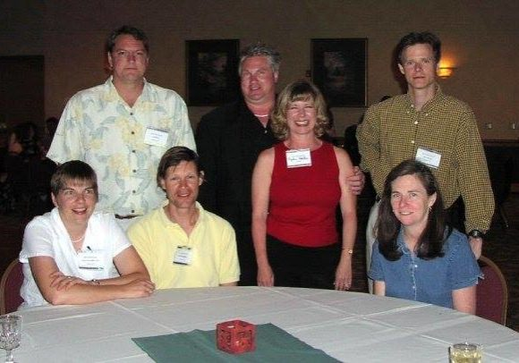 class reunion 1996 in Chicago