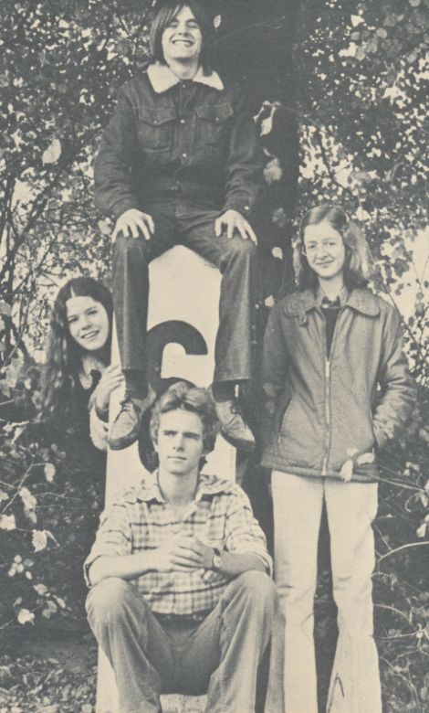 Elizabeth Baker ,Eugene Bellingan, Christine Bachmann, Jimmie Brown