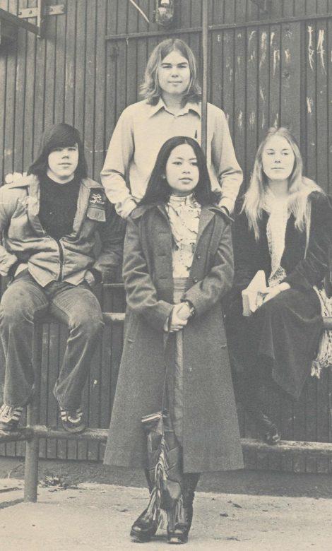 Paul Clayton, Joy Debhavalya, Carole Dewar, Todd Doemel