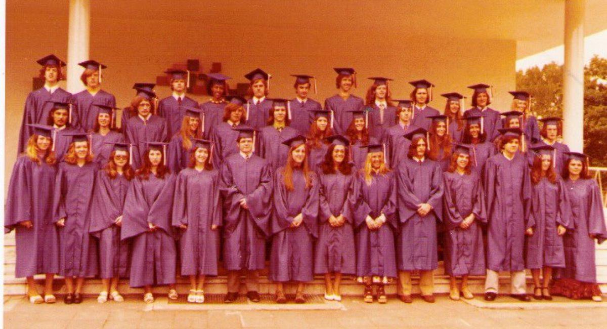 Bonn HS Graduating Class of 1973