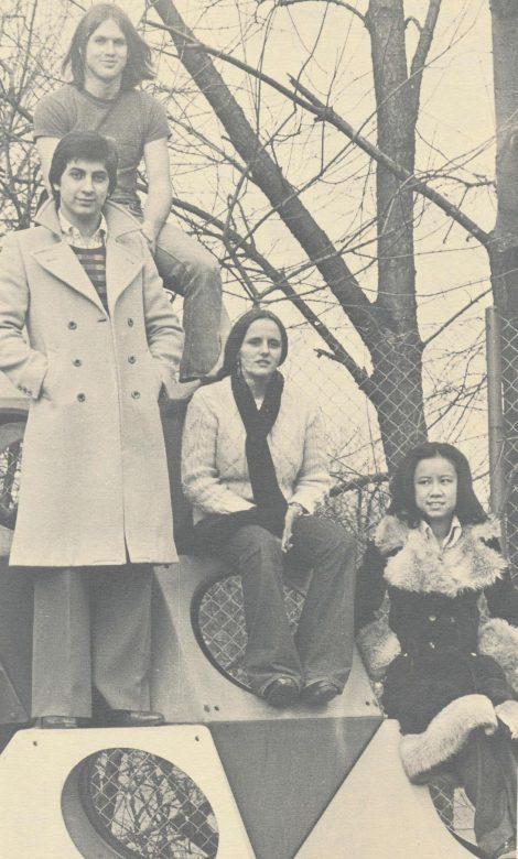 Neal Lehnert, Roberto Leopoldi, Kiet Luyendijk, Betsy Lee