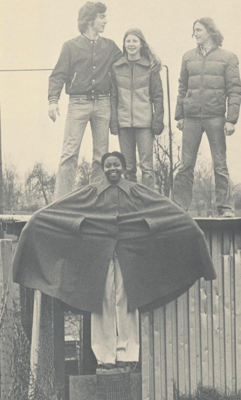 Doreen Nkama, Ron Prosor, Amy Ray, Michael Rinker