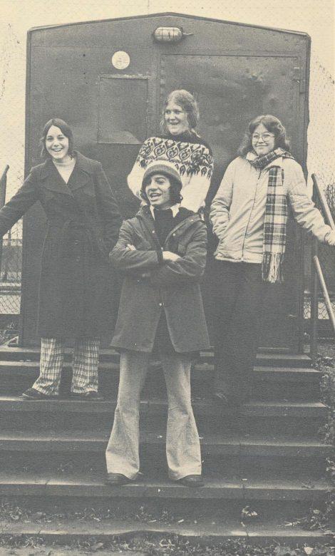 Denise Gildea, Ralph Goehler, Denise Gildea, Mary Gutherie